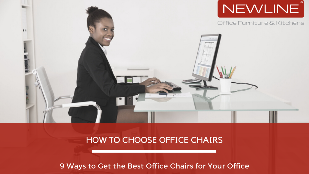 How to Choose Office Chairs in Kenya
